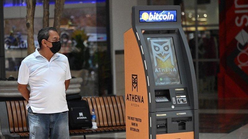 Афина подтвердила планы по доставке 1500 биткойн-банкоматов в Сальвадор